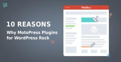 10 Reasons to Build your WordPress Website with MotoPress - MotoPress