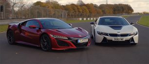 (VIDEO) Hybrid Supercar Showdown