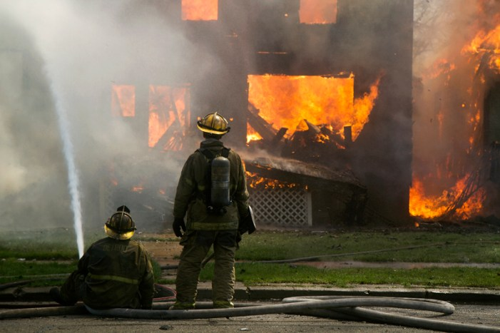 Mayor-elect Mike Duggan pledges to tackle fire epidemic, EMS times