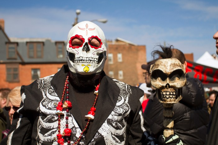 30 photos: Costumed revelers chase away evil Nain Rouge in the Cass Corridor