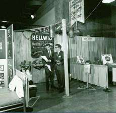 1967 SEMA Show Dodgers Stadium Hellwig Spring
