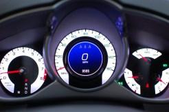 2012 Cadillac SRX Speedometer