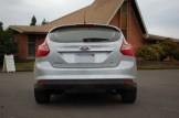 2012 Ford Focus SE Rear