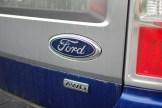 2013 Ford Flex Limited AWD Trunk