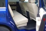 2013 Ford Flex Rear Seats