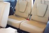 2013 Ford Flex Third Row Seats