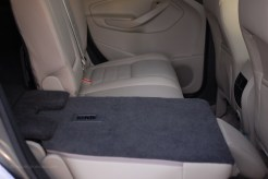 2013 Ford Escape Split Folding Rear Seats