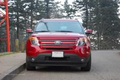 2013 Ford Explorer Front