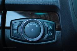 2013 Ford Explorer Headlight Switch
