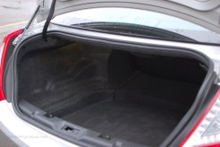 2013 Lincoln MKS Trunk
