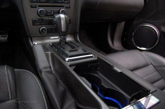 2013 Ford Mustang Center Console
