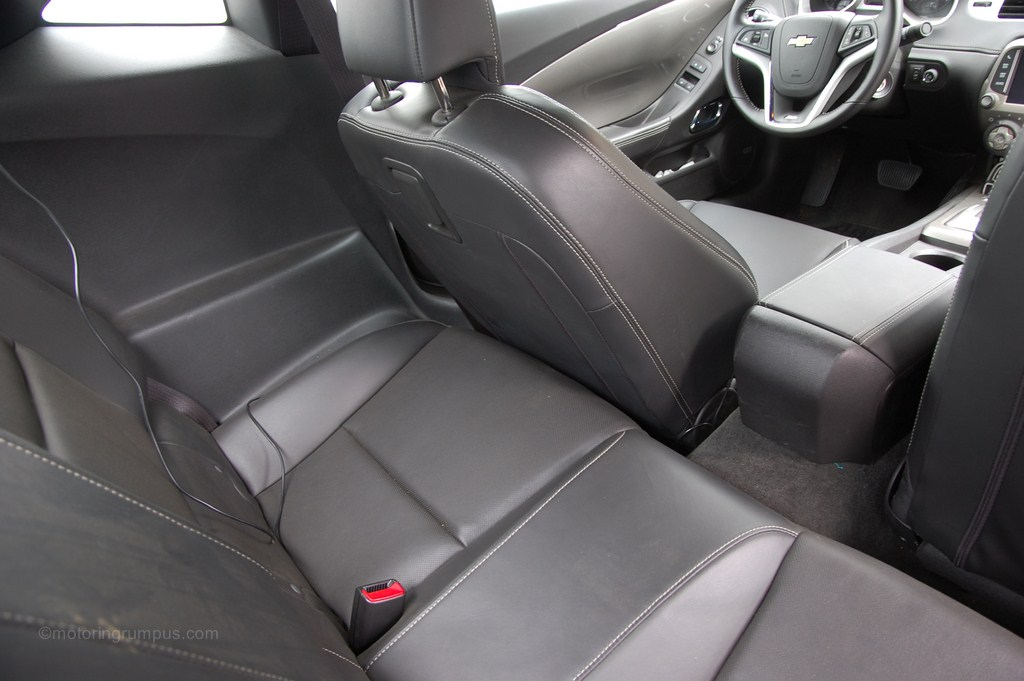 2014 Chevy Camaro Review Motoring Rumpus