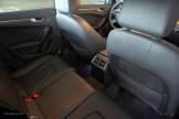 2014 Audi A4 Rear Seats