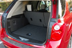 2014 Chevy Equinox Trunk