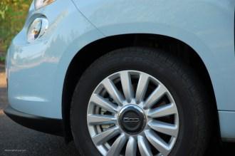 2014 FIAT 500L Easy 16-inch Wheel