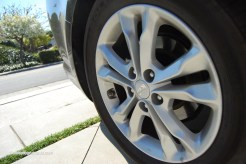 2013 Kia Optima 17-inch Wheel