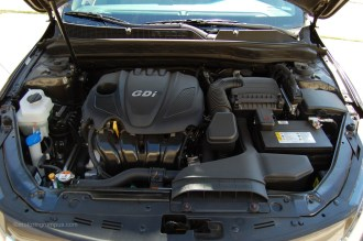 2013 Kia Optima LX 2.4L Engine