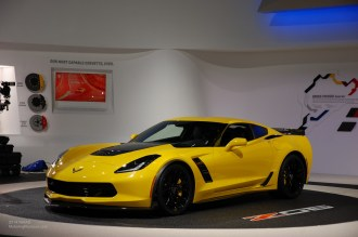 2014 NAIAS Chevy Corvette Z06