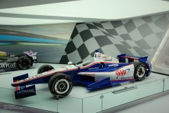 2014 NAIAS Chevy Indy Race Car Helio Castroneves