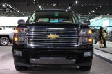 2014 NAIAS Chevy Silverado High Country Front