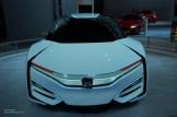 2014 NAIAS Honda FCEV Concept Front