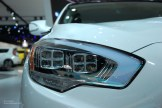 2014 NAIAS Kia K900 LED Headlight