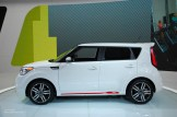 2014 NAIAS Kia Soul Side