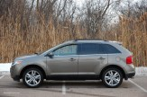 2013 Ford Edge Side