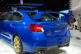 2014 NAIAS - 2015 Subaru WRX STI Rear