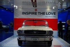 2014 NAIAS Ford 1965 Mustang