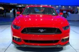 2014 NAIAS Ford 2015 Mustang Front
