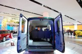 2014 NAIAS Ford 2015 Transit Wagon Cargo Space