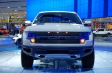 2014 NAIAS Ford SVT Raptor Front