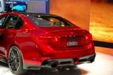 2014 NAIAS Infiniti Q50 Eau Rouge Concept Rear
