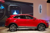 2014 NAIAS Lincoln MKC Side