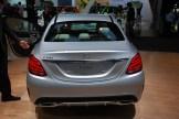 2014 NAIAS Mercedes-Benz C200 Rear