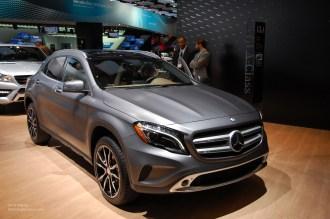 2014 NAIAS Mercedes-Benz GLA250