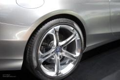 2014 NAIAS Mercedes-Benz S Class Coupe 21-inch Wheel