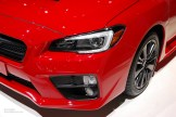 2014 NAIAS Subaru WRX Headlight