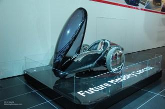 2014 NAIAS Toyota FV2 Concept
