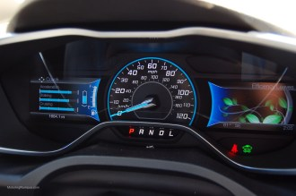 2013 Ford C-Max Instrument Cluster