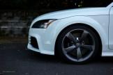 2013 Audi TT RS 19-inch Titanium Rotor Wheels