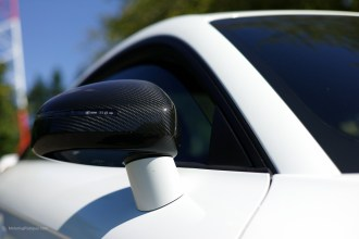2013 Audi TT RS Carbon Fiber Mirror