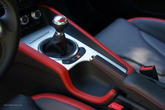 2013 Audi TT RS Plus Shifter