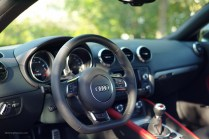 2013 Audi TT RS Steering Wheel