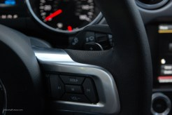 2015 Ford Mustang Paddle Shifter