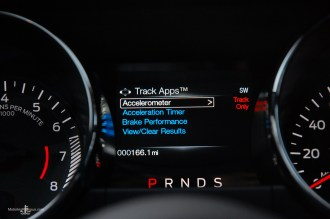 2015 Ford Mustang Track Apps