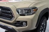 2015 NAIAS - 2016 Toyota Tacoma Headlight