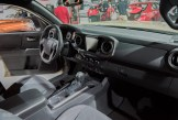 2015 NAIAS - 2016 Toyota Tacoma Interior