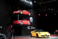 2015 NAIAS Alfa Romeo